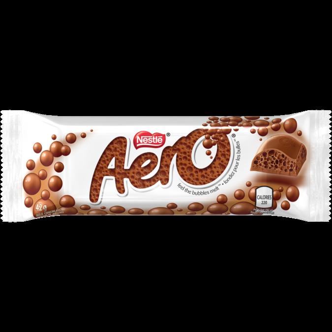 Is Aero Chocolate Gluten Free