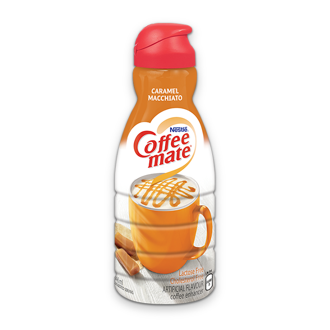 COFFEE-MATE Caramel Macchiato, 946 ml