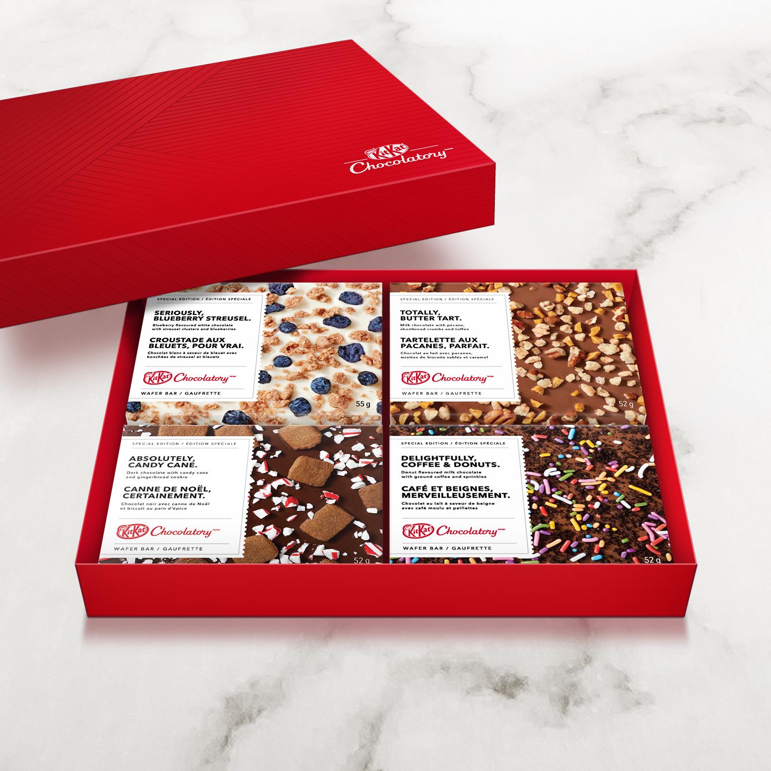 Kitkat Chocolatory Nestle Canada