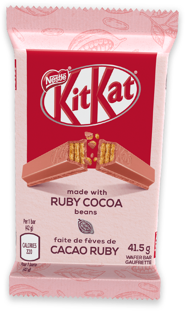 KITKAT Ruby bar image