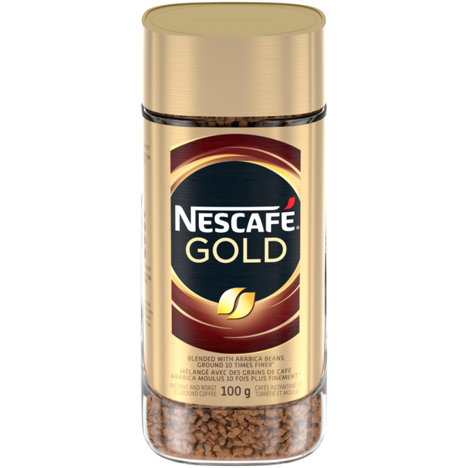NESCAFÉ GOLD Instant and Roast & Ground Coffee