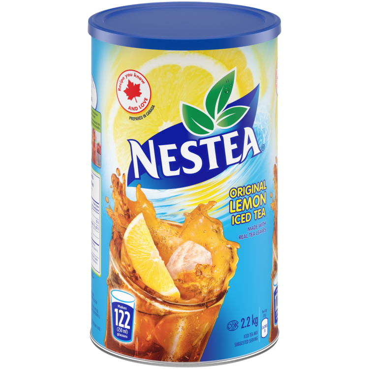 NESTEA Original Lemon Iced Tea, 2.2 kg.