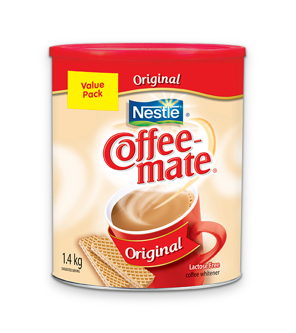 can coffee mate be frozen