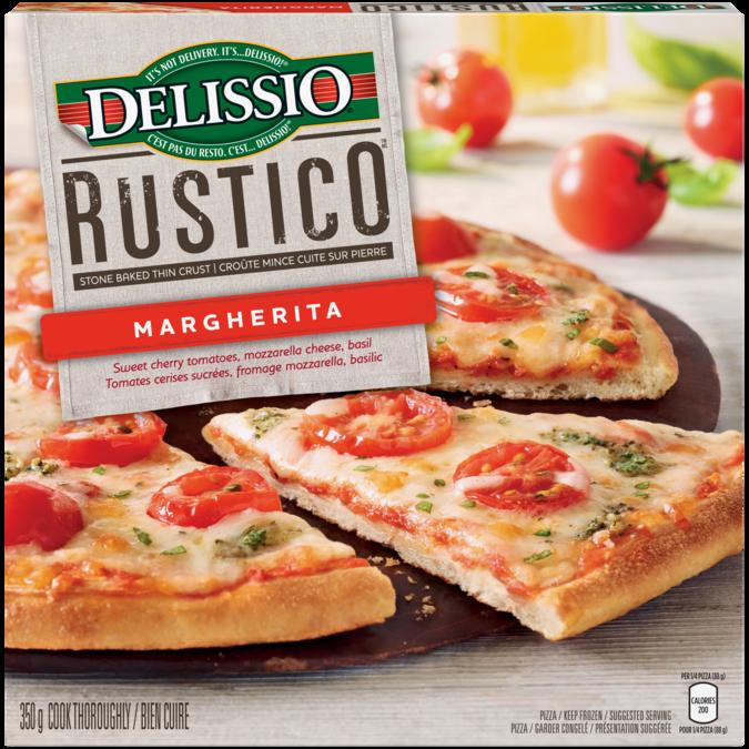 Delissio Rustico Margherita Madewithnestle
