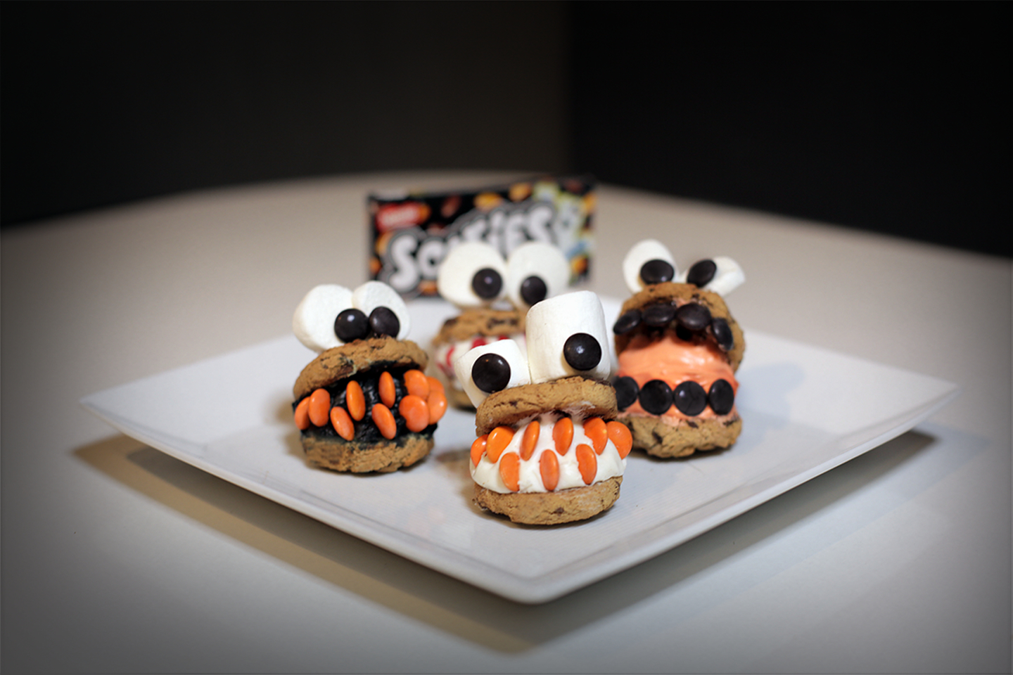 Scaries Cookie Monsters Madewithnestle Ca