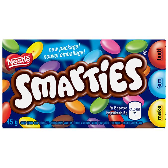 SMARTIES | madewithnestle.ca Smarties Canada