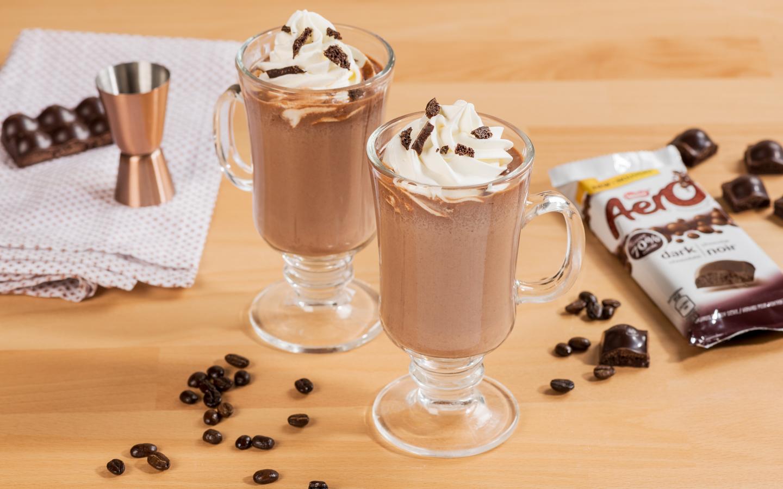 Butterfinger Coffee Frappe