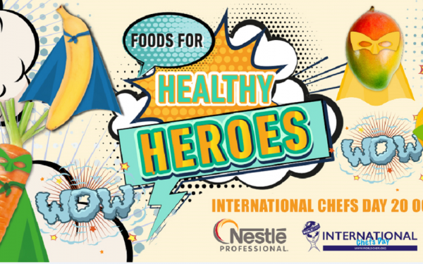Foods for healthy heros