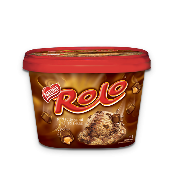 ROLO Ice Cream, 1.5 Litre.