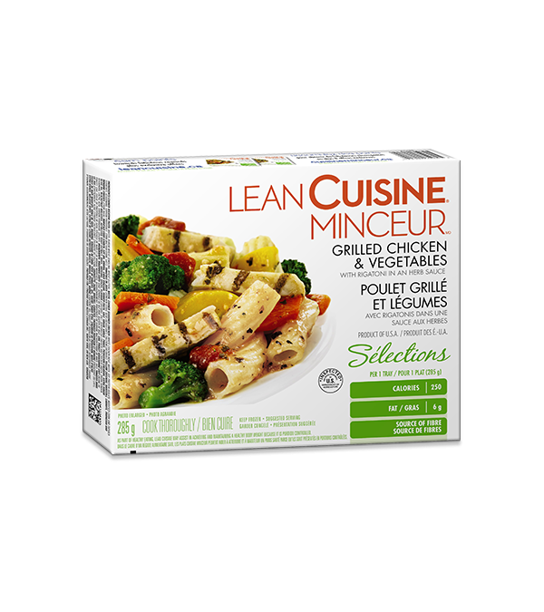 LEAN CUISINE Grilled Chicken & Vegetables