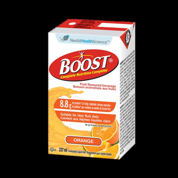 BOOST  Fruit Flavoured Beverage
