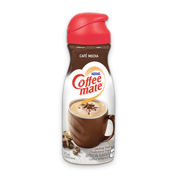 COFFEE-MATE Café Mocha, 473 ml.