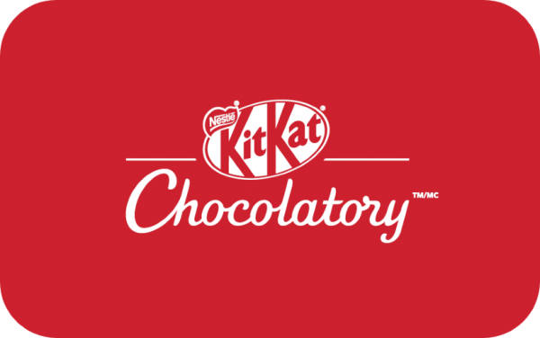 KITKAT Chocolatory E-gift card. Give the gift of choice with a KITKAT Chocolatory E-gift card.