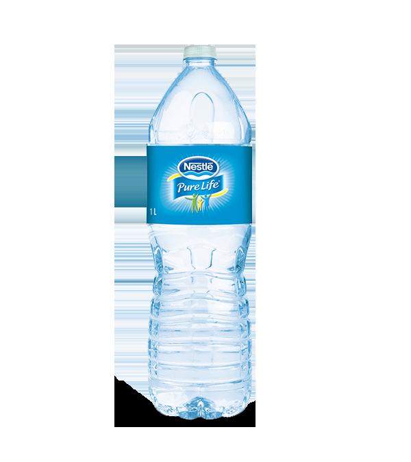 Nestlé® Pure Life® Natural Spring Water 1 L PET Bottle ...  Nestlé® Pure ...
