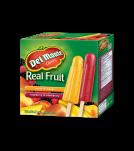 DEL MONTE Peach/Mango & Raspberry/Blackberry Bars