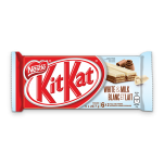 KIT KAT 2Finger White&Milk