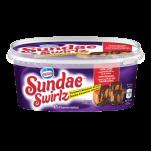 SUNDAE SWIRLZ Caramel Chocolate Drama