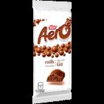 AERO Milk Chocolate Bar 97 g