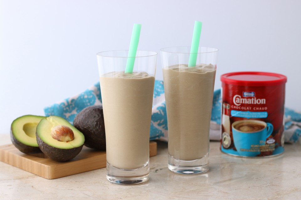 CARNATION Arctic Avacado Shake recipe