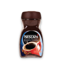 NESCAFE rich Columbian instant coffee, 100 grams.